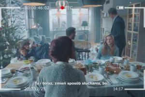 """""""W Święta zamień się w słuch"""" - bożonarodzeniowy spot IKEA"""