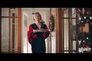 Szymon Majewski kolęduje w reklamie internetu LTE w Plusie