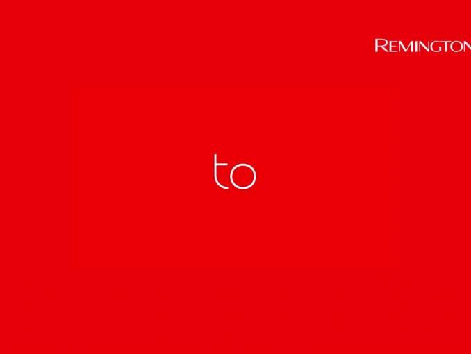 """Remington - """"Mogę wszystko"""""""