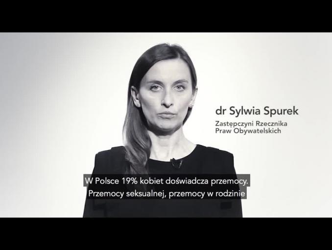 """""""16 dni przeciw przemocy wobec kobiet"""" - kampania RPO"""