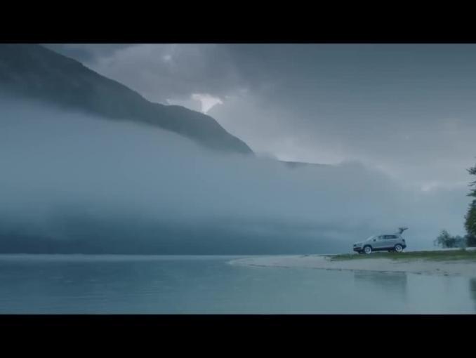 """""""Spróbuj inaczej"""" - reklama Škody Karoq"""