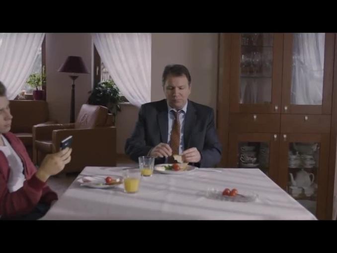 Przemoc Zaraża - kampania społeczna stowarzyszenia OPTA