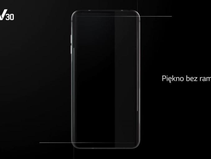 """""""Świętuj 20 lat z LG"""" - smartfon V30"""