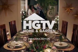 HGTV w oprawie świątecznej pokazuje rodzinne święta w domu
