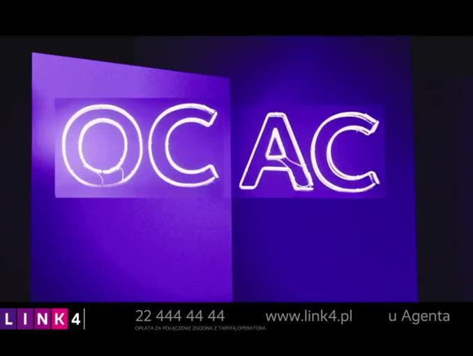 """""""Kasa wraca"""" - Katarzyna Moś i The Chance w reklamie Link4"""