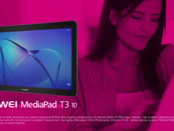 T-Mobile promuje tańsze smartfony i tablety Huawei