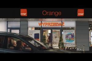 Rodzinna wyprzedaż w Orange - reklama