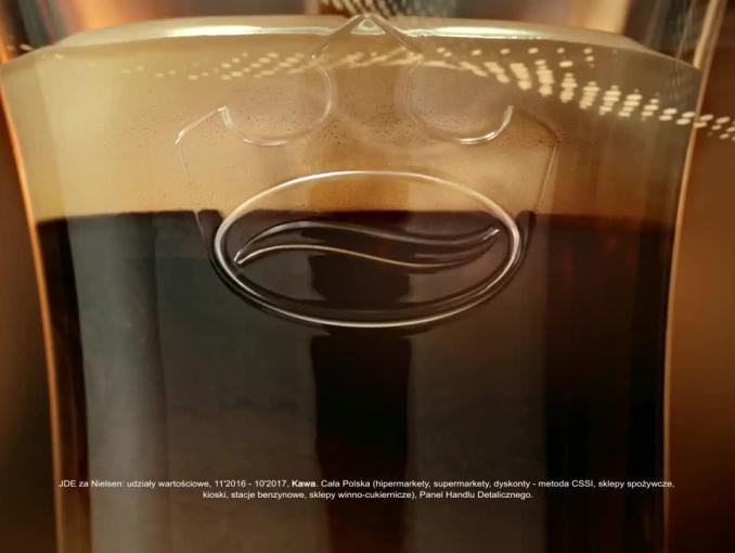 Kawa Jacobs Crema i Jacobs Espresso - reklama