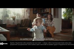 Konto oszczędnościowe w Getin Banku - spot o dzieciństwie człowieka z zasadami