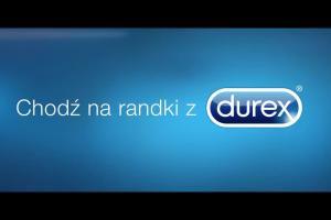Durex w reklamie ostrzega przed randkami z rzeżączką