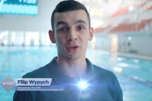 Filip Wypych w kampanii Neomag Skurcz