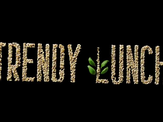 Melvit reklamuje Trendy Lunch