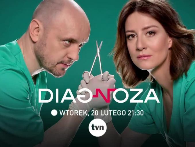 """""""Diagnoza 2"""" od 20 lutego we wtorki w TVN"""