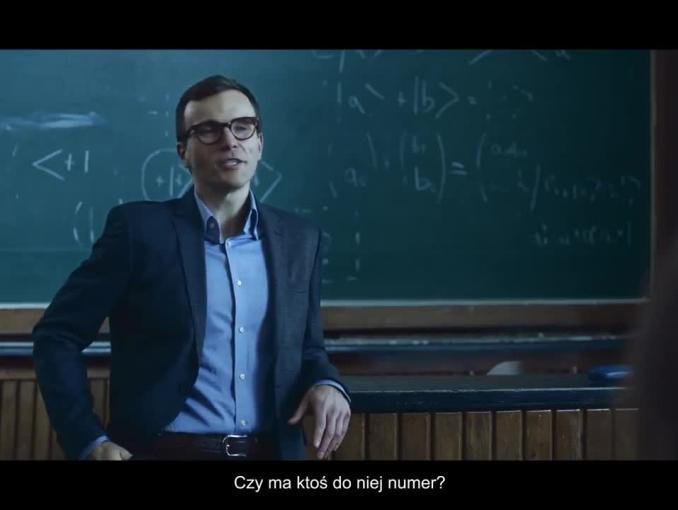 """#AddictedToYou"" - reklama Huawei Mate"