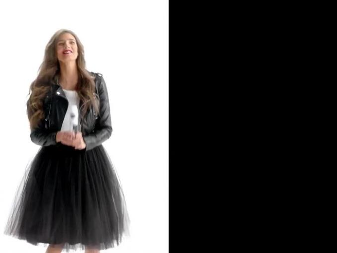 Karolina Malinowska i Kamila Szczawińska w reklamie Nivea Invisible