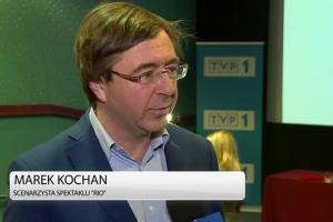 """W TVP1 premiera spektaklu Teatru Telewizji """"Rio"""" w reżyserii Redbada Klynstry-Komarnickiego"""