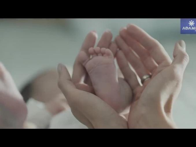 Rodzinne historie w reklamie Grupy Adamed