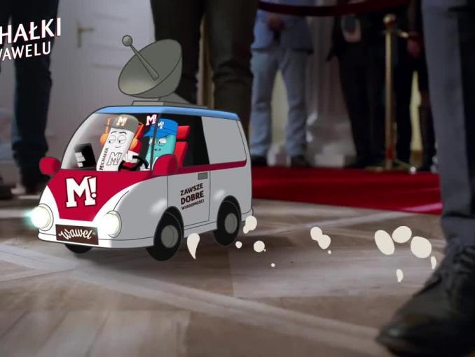 Cukierki Michałki tworzą Redakcję M!