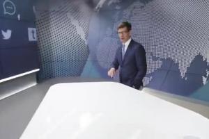 """""""Tłit"""" - Marek Kacprzak w nowym programie Wirtualnej Polski"""