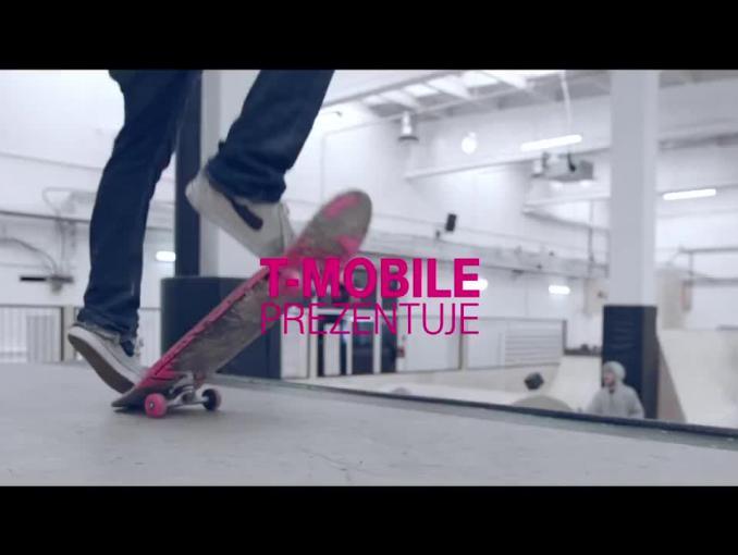 Internet mobilny w T-Mobile - reklama z Dorotą Wellman