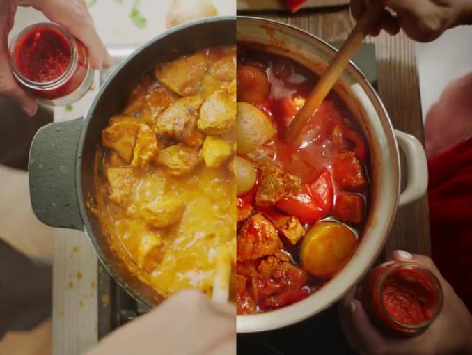 """Kulinarne eksperymenty w kampanii Pudliszki """"Ten smak nie jest kwestią przypadku"""""""