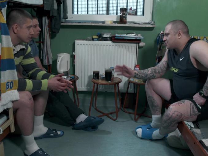 """""""Więzienie"""" - nowy serial dokumentalny w Polsat Play"""