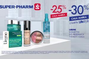 Super-Pharm promuje wiosenny katalog