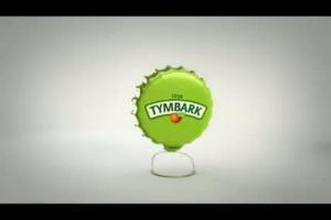 Tymbark - kolejna reklama jubileuszowa