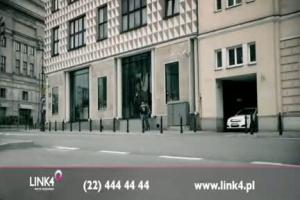 Link4 - reklama likwidacji szkody