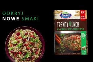 Trendy Lunch od Melvit - reklama nowych smaków