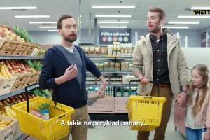 """""""TatoWie"""" w reklamie sklepów Netto"""