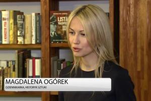 Magdalena Ogórek: Twitter to moja broń w walce z wizerunkiem sztucznie kreowanym przez media