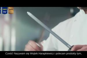 Wojciech Harapkiewicz ambasadorem trzech marek sieci Makro