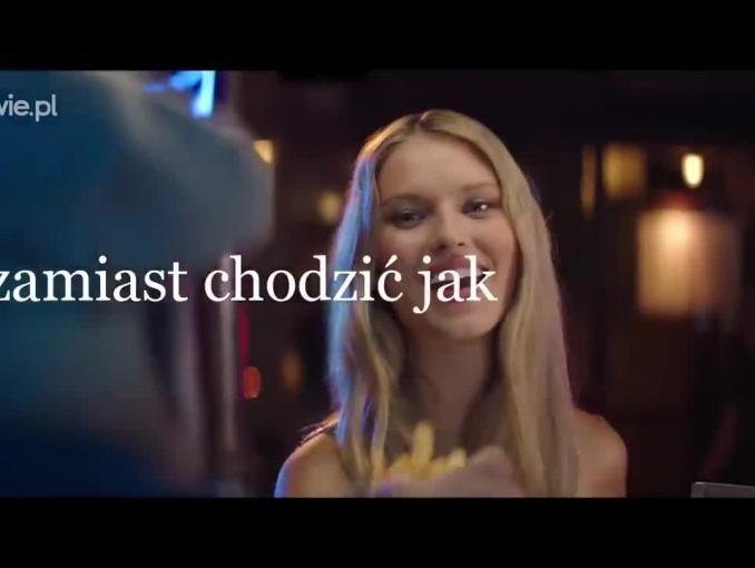 """""""Kiedy chodzi o modę"""" w reklamie eObuwie.pl"""