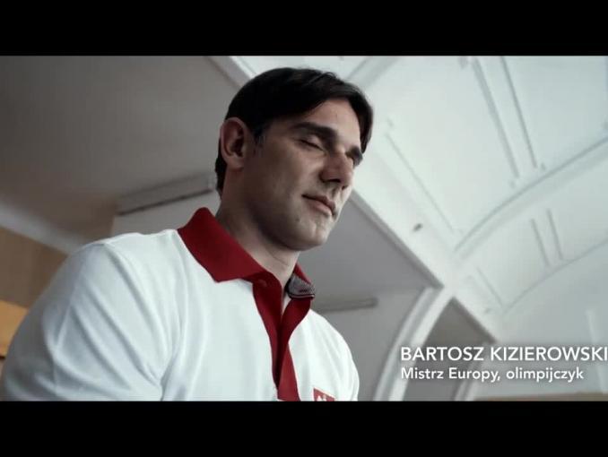 Bartosz Kizierowski reklamuje Dom Development