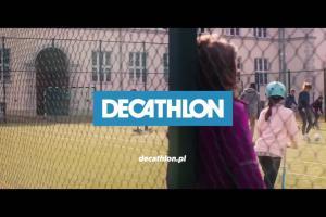 """""""Jedyną zasadą jest przyjemność"""" - kampania Decathlon"""
