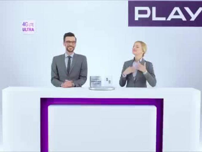 Magda i Lara Gessler reklamują Formułę Perfect Box w Play