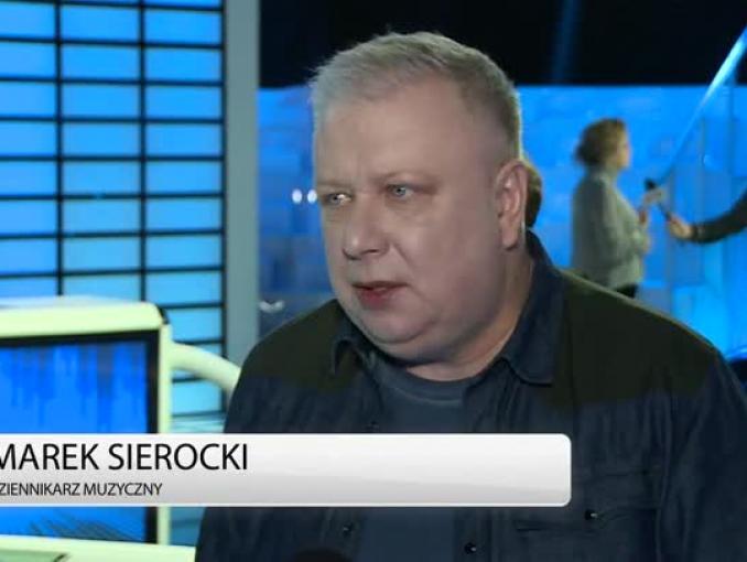 Marek Sierocki: Kiedyś trzeba było umieć śpiewać