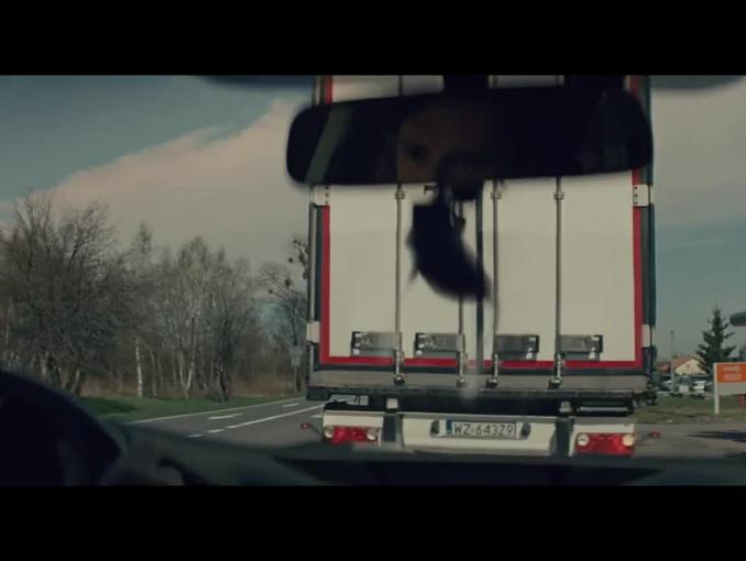 Orange Love z HBO - spot z kierowcą ciężarówki