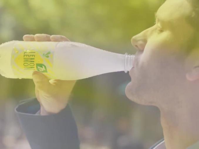 """Bardzo, bardzo cytrynowa"" Lemon Lemon od 7UP"