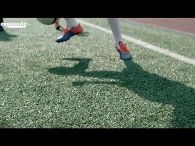 Jumpersy w piłkarskiej promocji Intermarche