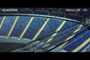Samsung Galaxy S9 i S9+ - spot z Adamem Nawałką