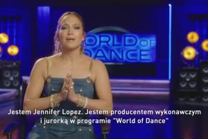 """World of Dance. Świat tańca"" - zwiastun programu Polsatu"
