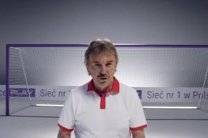 Zbigniew Boniek w reklamie Play