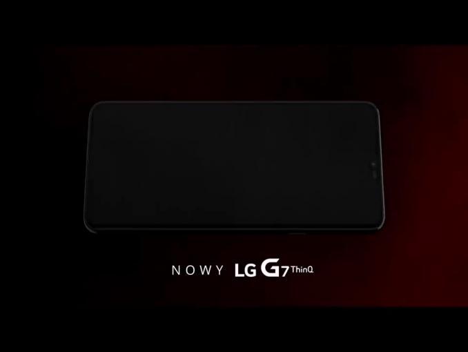 LG G7 ThinQ reklamowany ze sztuczną inteligencją