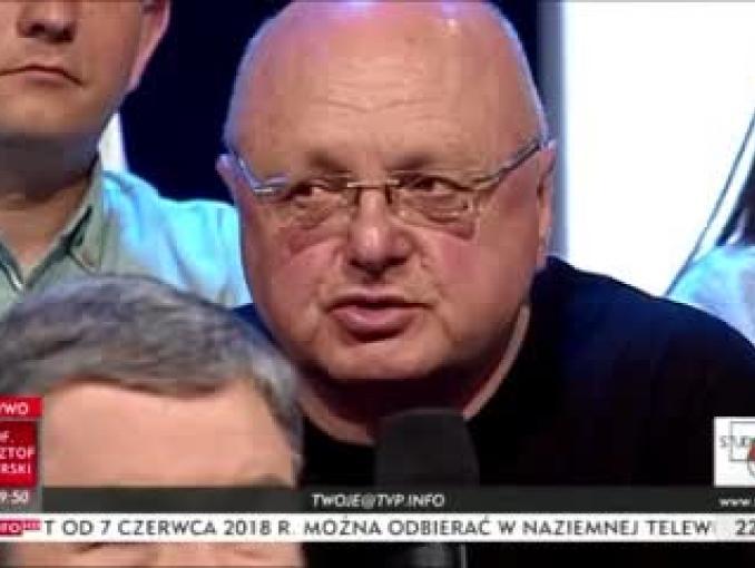 """""""Studio Polska"""" o homoseksualistach: zboczeńcy, degrengolada i zezwierzęcenie. Brak reakcji prowadzących (wideo)"""
