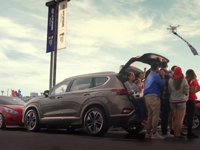 Maroon 5 śpiewa hit Boba Marleya w mundialowej kampanii samochodów Hyundai