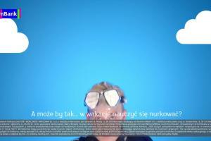 mBank - spot z Blowkiem