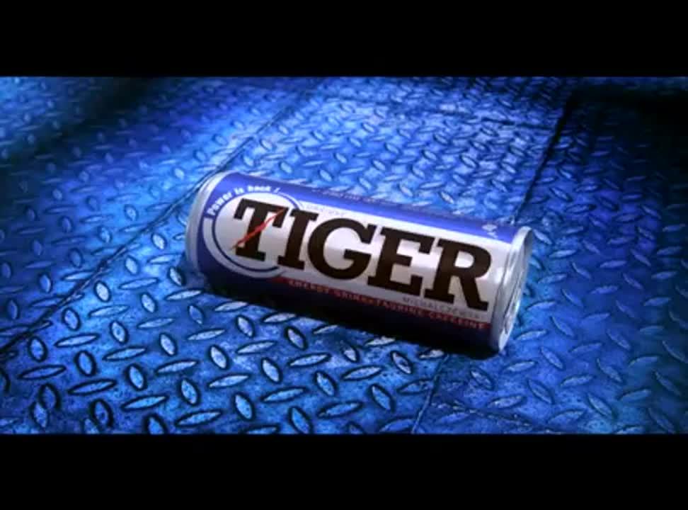 Tiger jest tylko jeden - reklama