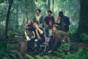 """""""Bądź wiecznie młody"""" - reklama smartfonów Huawei Y"""